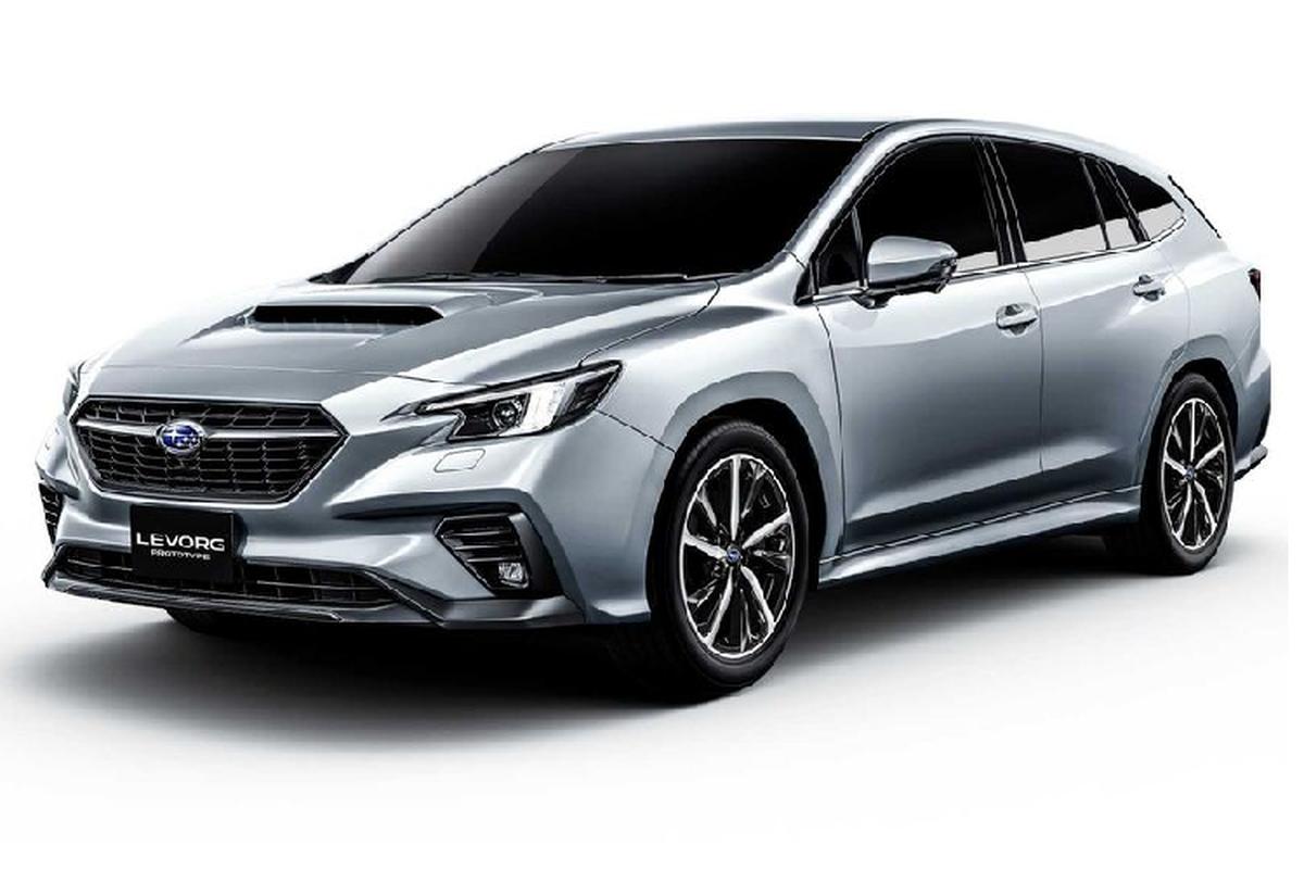 """Subaru """"nha hang"""" xe the thao Levorg STI Sport 2020 moi-Hinh-2"""