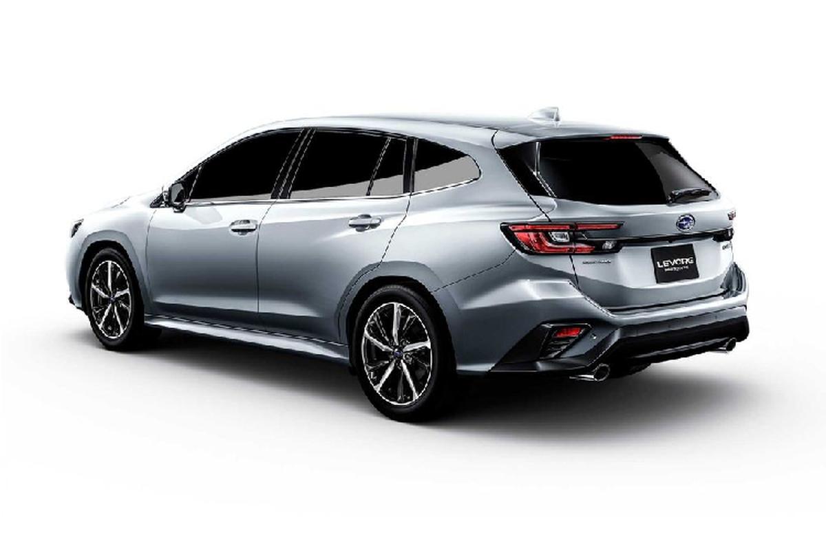 """Subaru """"nha hang"""" xe the thao Levorg STI Sport 2020 moi-Hinh-3"""