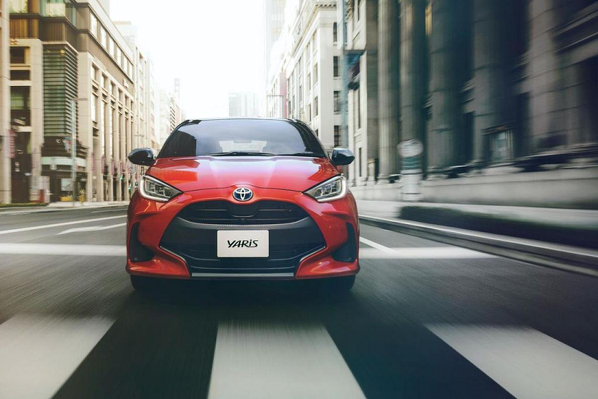 Toyota Yaris 2020 tu 295 trieu dong, ra mat dau nam sau-Hinh-2