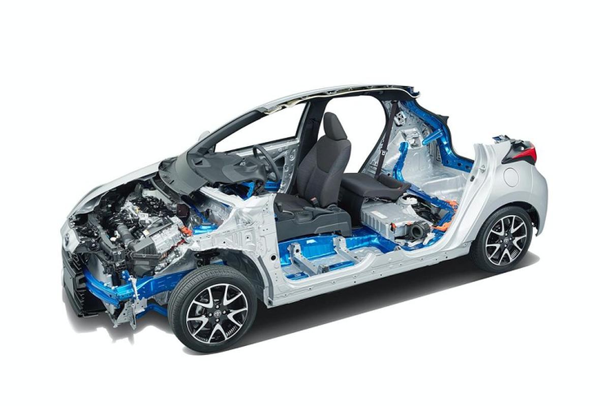 Toyota Yaris 2020 tu 295 trieu dong, ra mat dau nam sau-Hinh-3