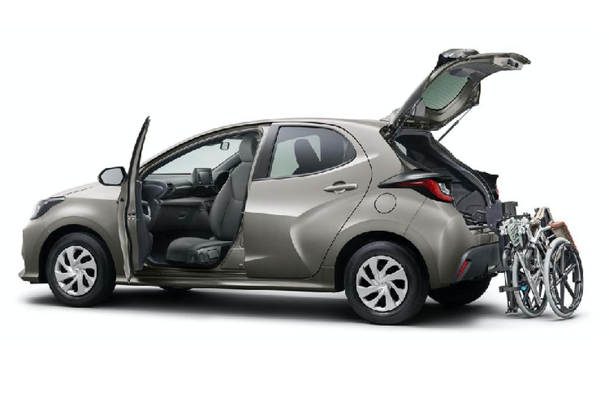 Toyota Yaris 2020 tu 295 trieu dong, ra mat dau nam sau-Hinh-4