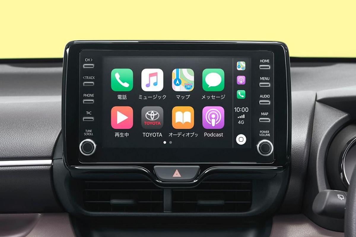 Toyota Yaris 2020 tu 295 trieu dong, ra mat dau nam sau-Hinh-7