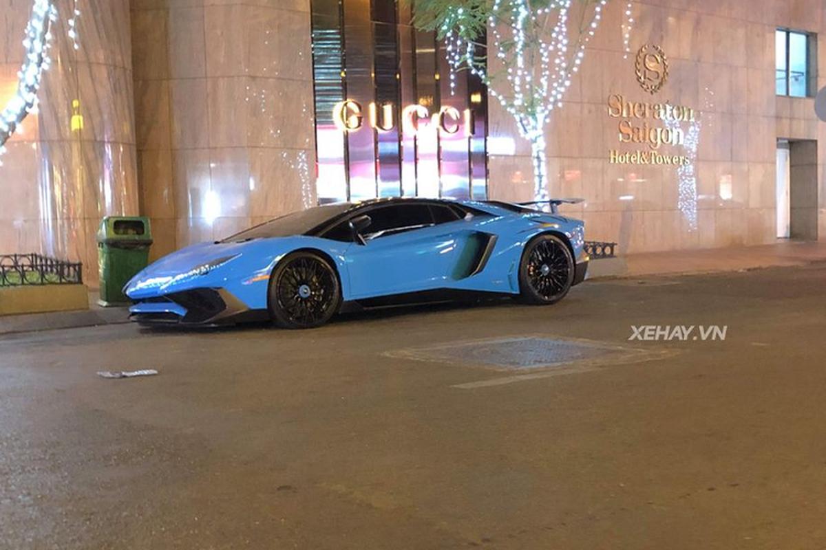 Sieu xe Lamborghini Aventador SV hon 30 ty lan banh tai Sai Gon-Hinh-3