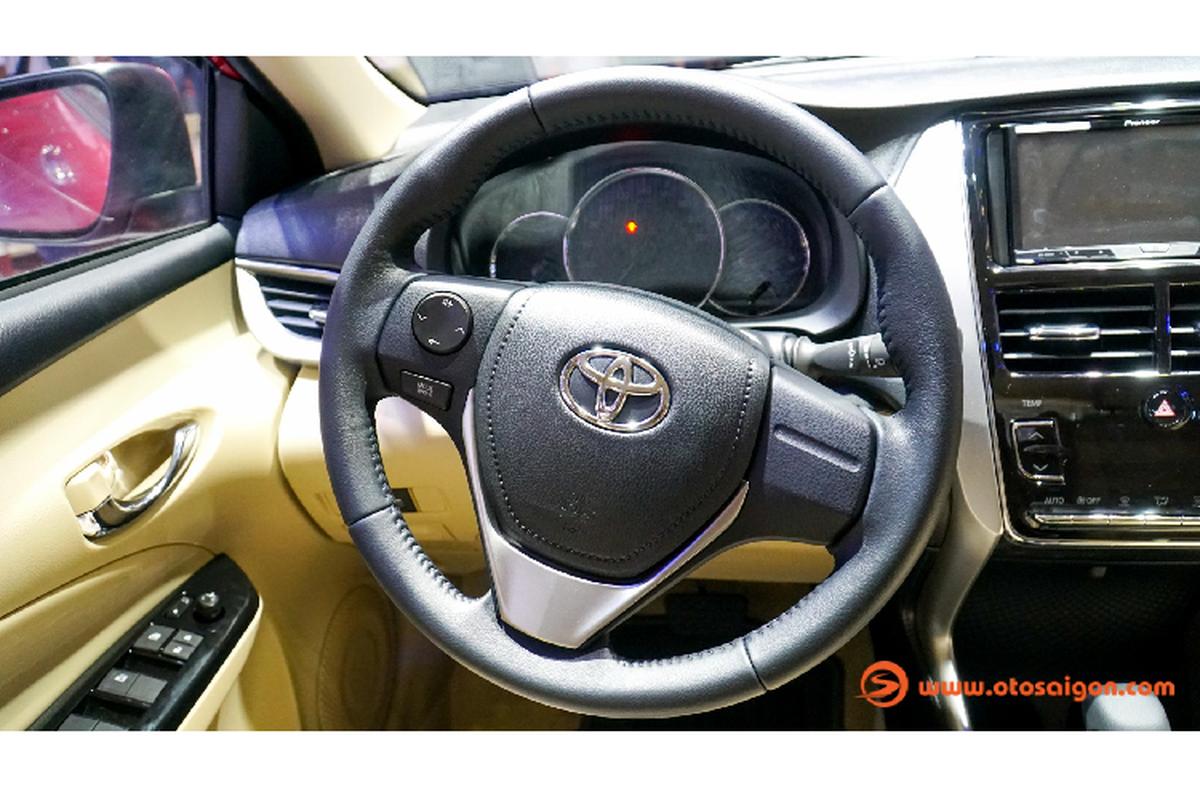 Toyota Vios 2020 sap ra mat tai Viet Nam co gi