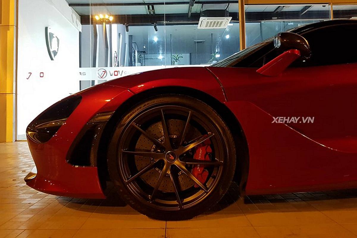 Sieu xe McLaren 720S