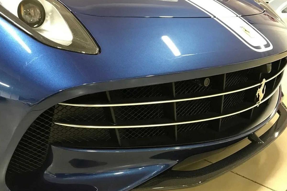 Sieu xe Ferrari F60