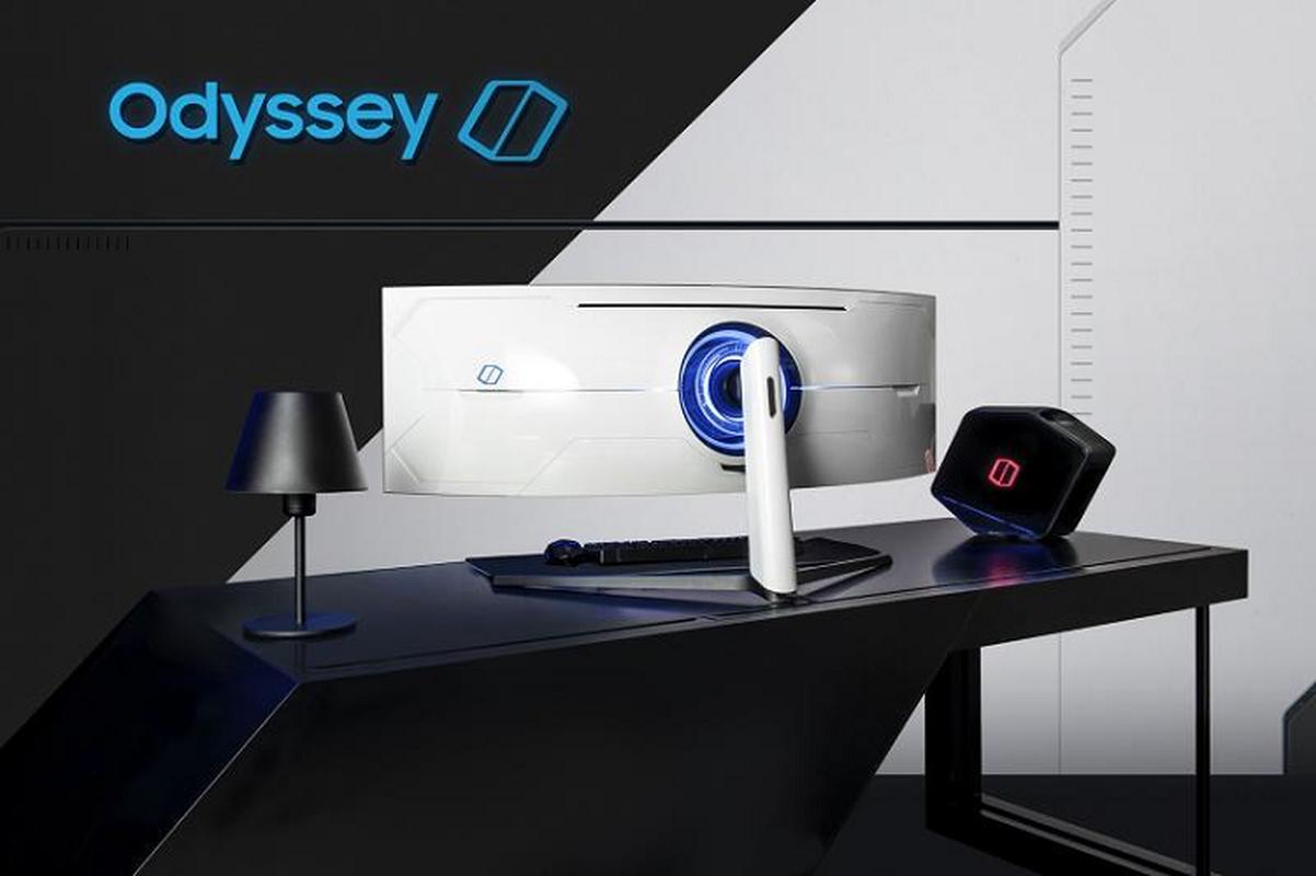 Samsung trinh lang dong man hinh choi game Odyssey moi-Hinh-3