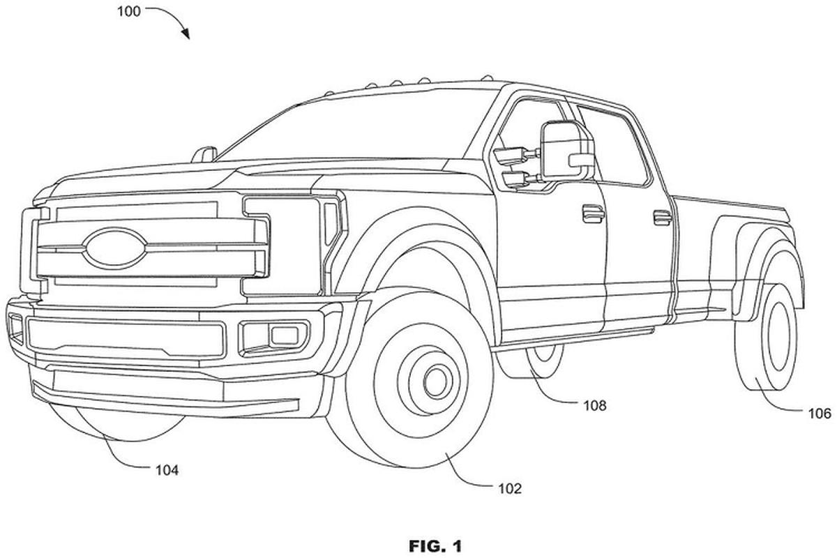 Ford up mo ap dung cong nghe sieu xe cho F-Series-Hinh-6