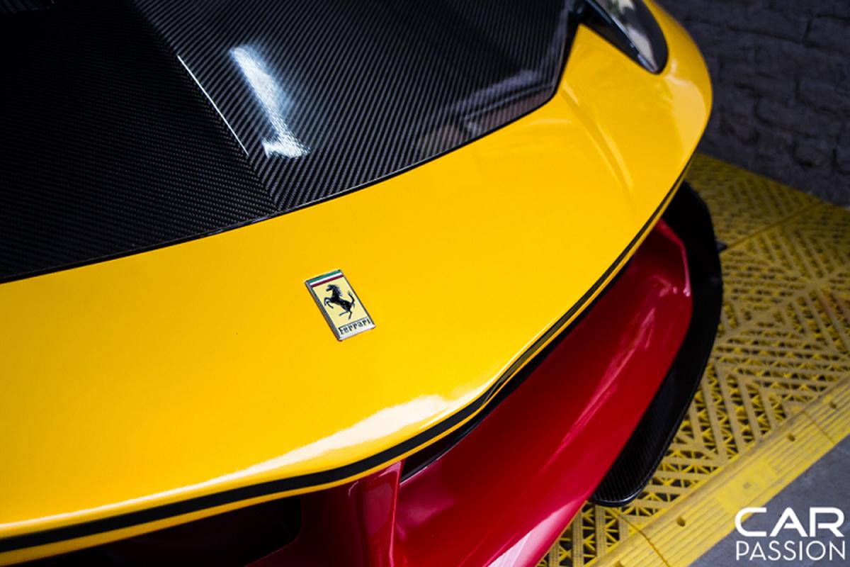 Ferrari 458 Italia do Liberty Walk Silhouette GT doc nhat VN-Hinh-6