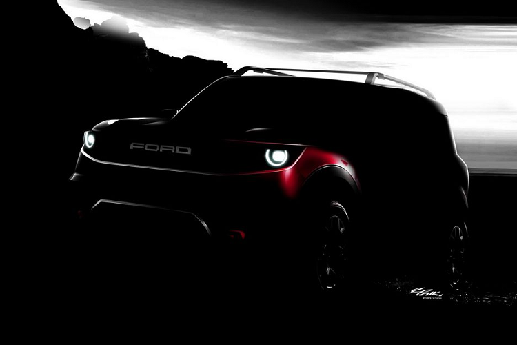 Ford Baby Bronco 2021