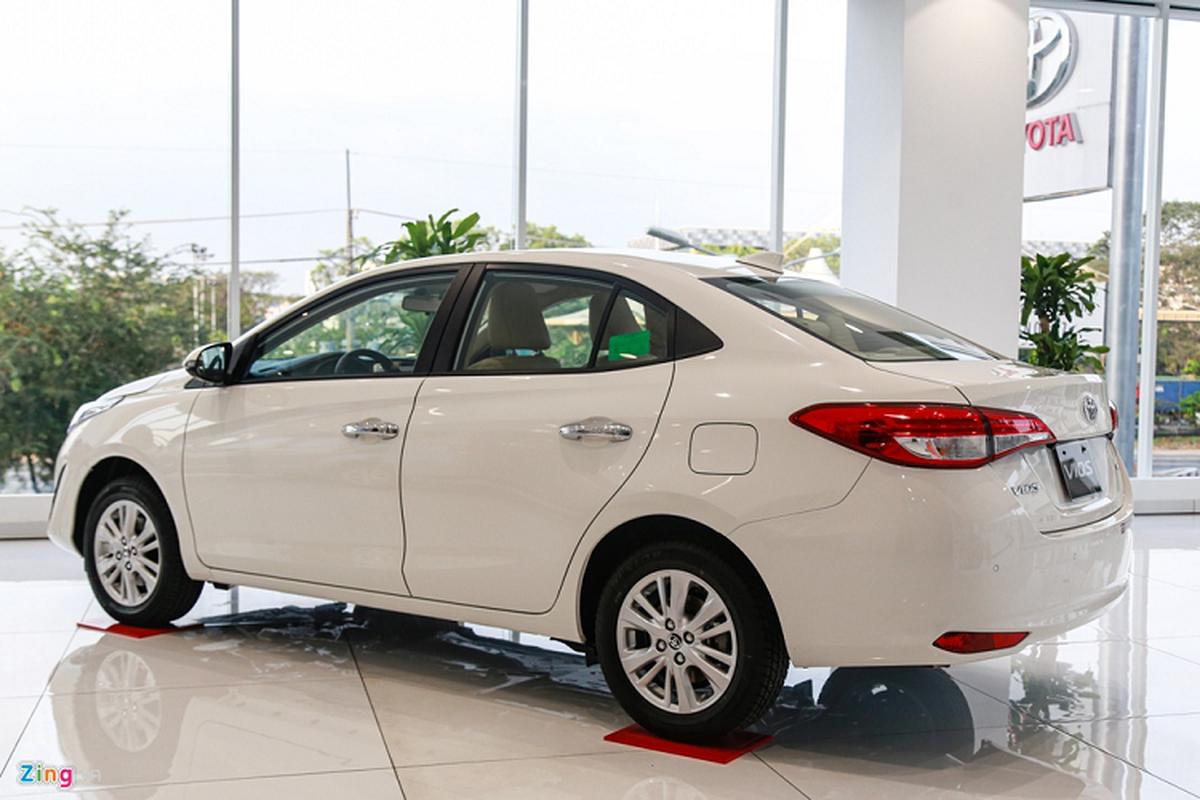 Toyota Vios 2020 - thiet ke cu, them tinh nang, giu gia ban-Hinh-3