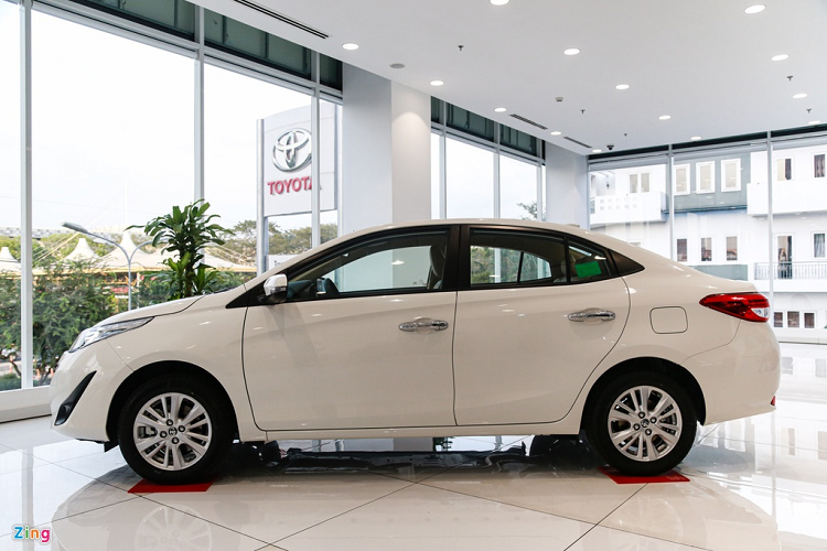 Toyota Vios 2020 - thiet ke cu, them tinh nang, giu gia ban-Hinh-5