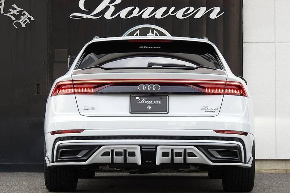 SUV hang sang Audi Q8 du dan hon nho Rowen International-Hinh-5