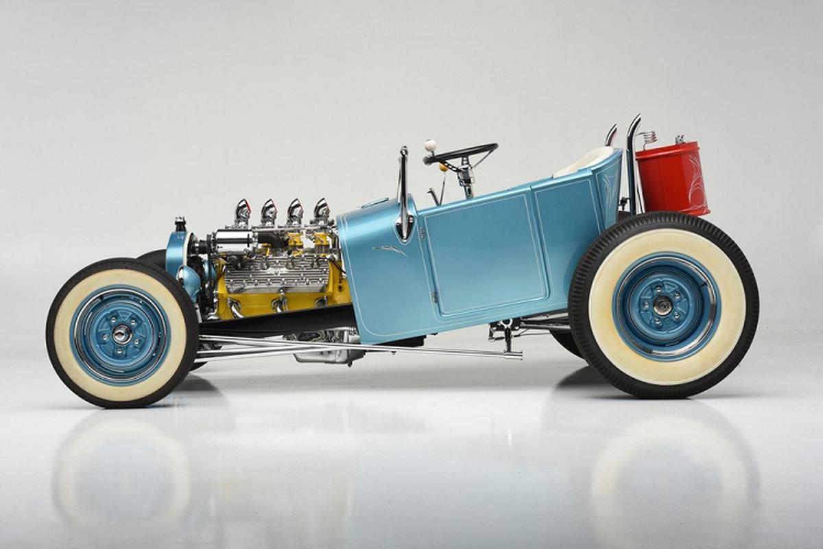 Dau gia xe Ford Model T Moonshiner 1926 tu che