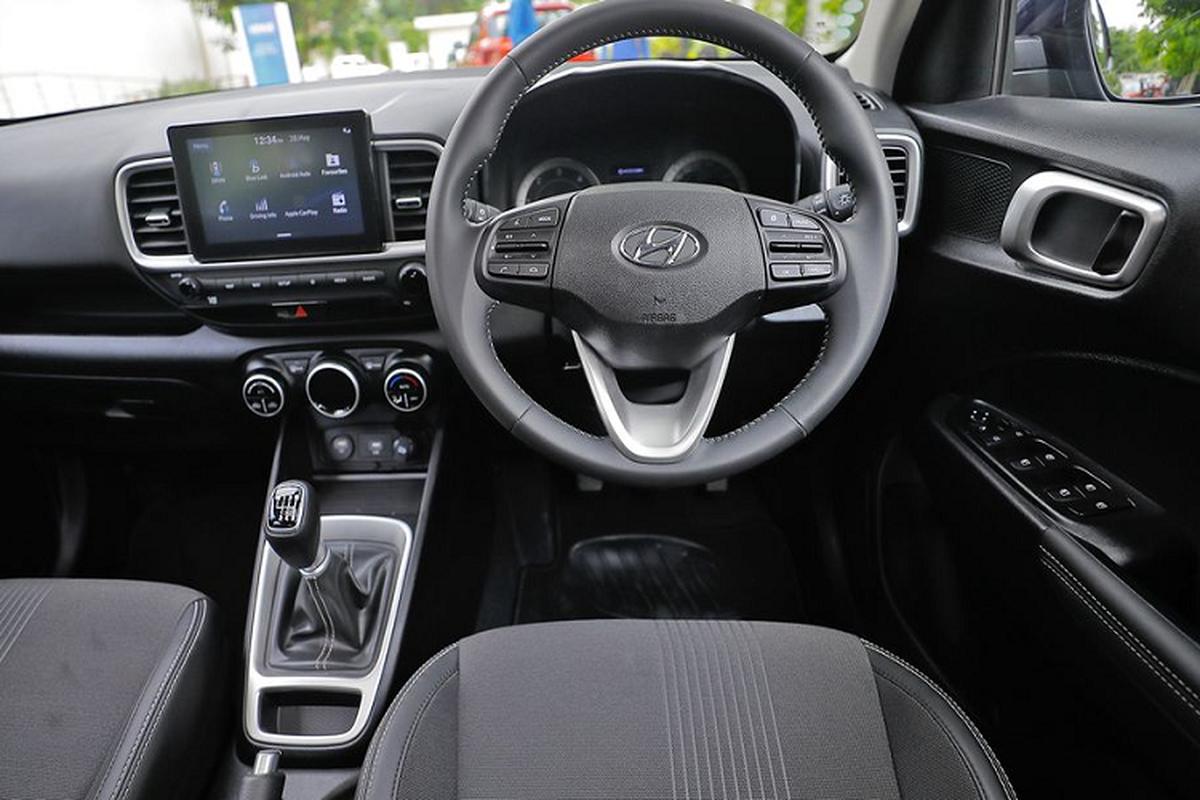 Chi tiet Hyundai Venue 2020 hon 1,4 ty dong tai Singapore-Hinh-4