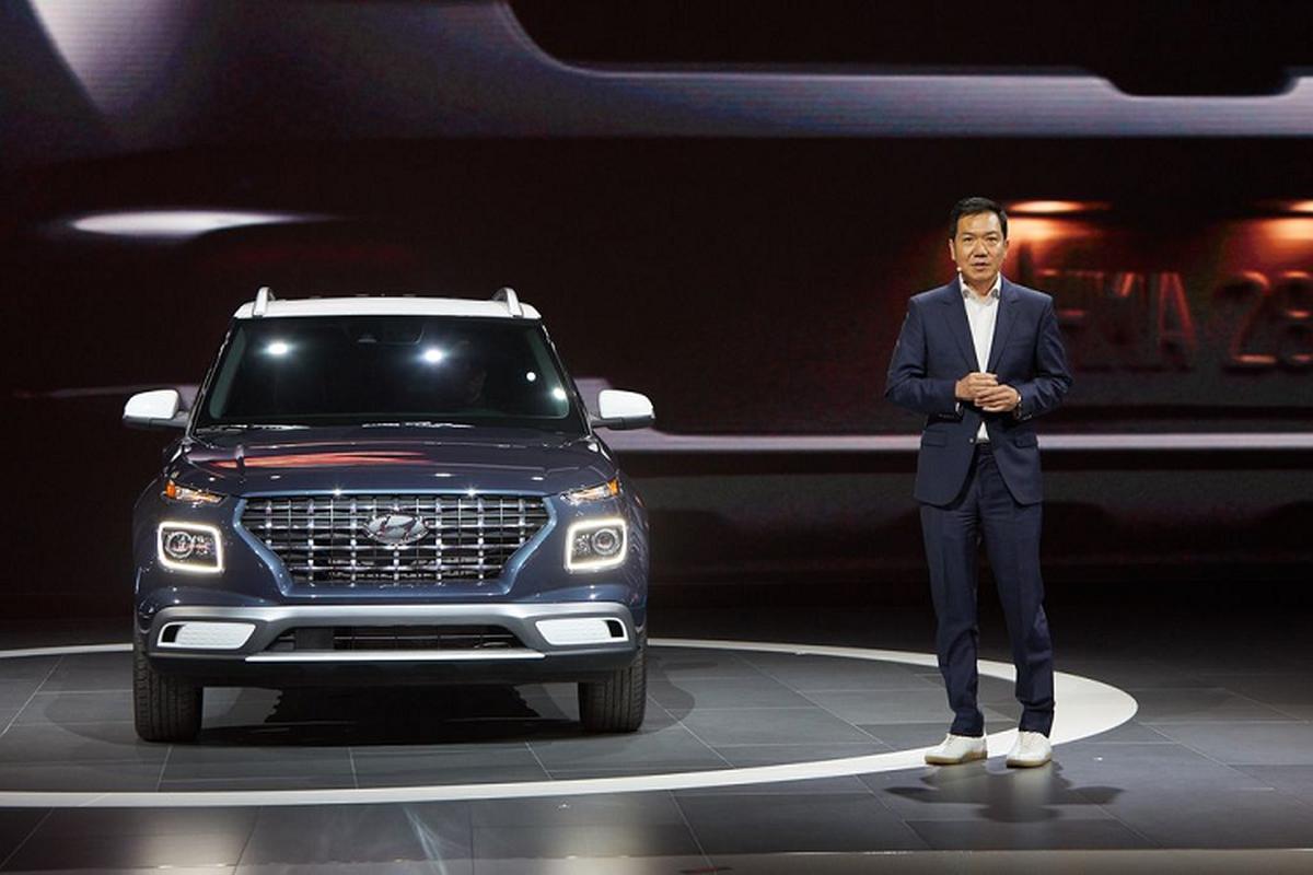 Chi tiet Hyundai Venue 2020 hon 1,4 ty dong tai Singapore