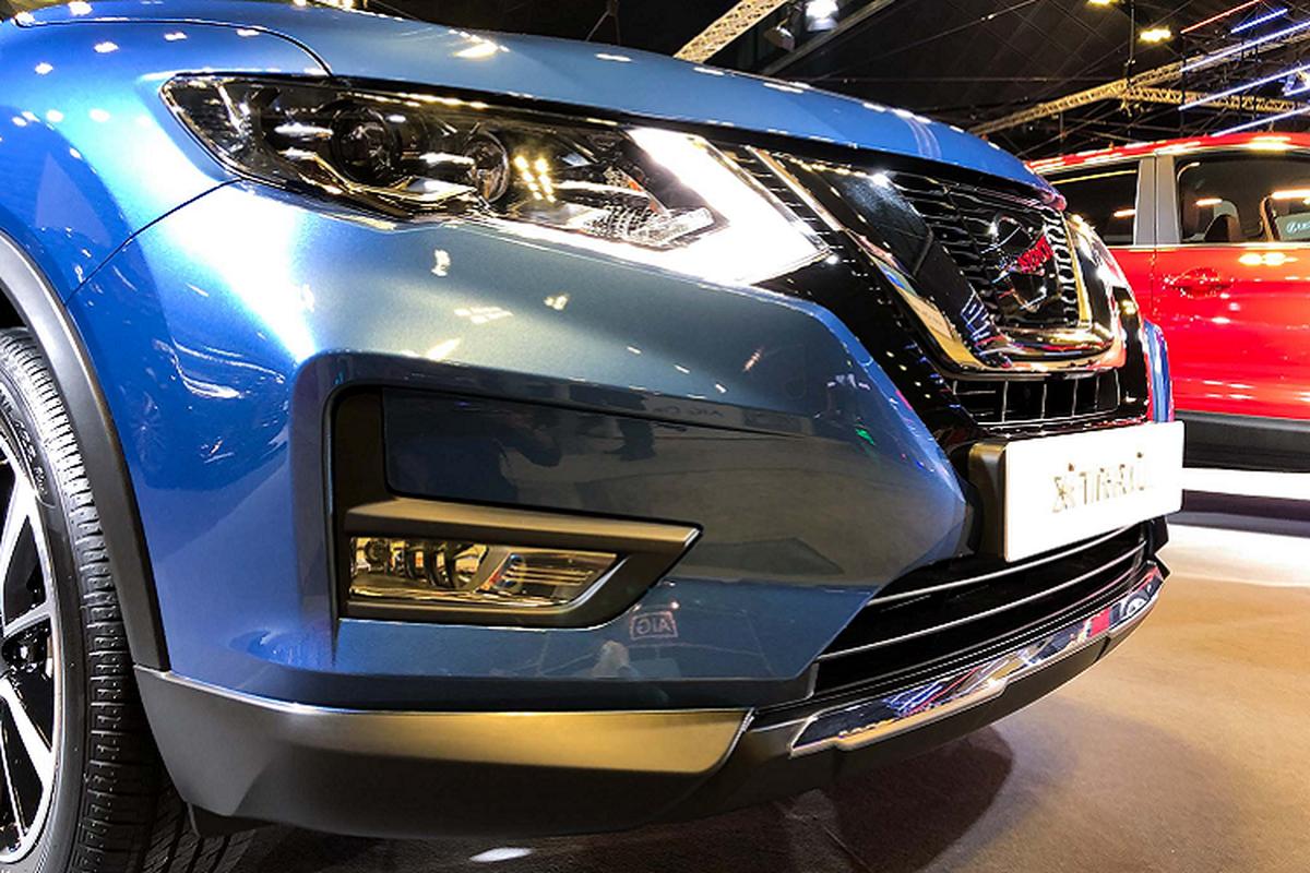 Nissan X-Trail 2020 sap ve Viet Nam toi 2,1 ty o Singapore-Hinh-4