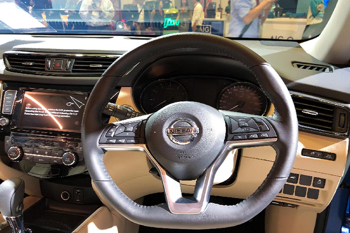 Nissan X-Trail 2020 sap ve Viet Nam toi 2,1 ty o Singapore-Hinh-7