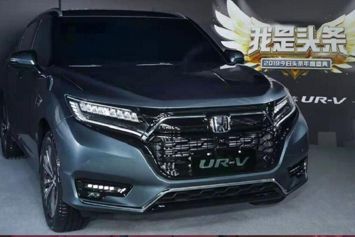 Chi tiet Honda UR-V 2020 tu 1,1 ty dong tai Trung Quoc-Hinh-2