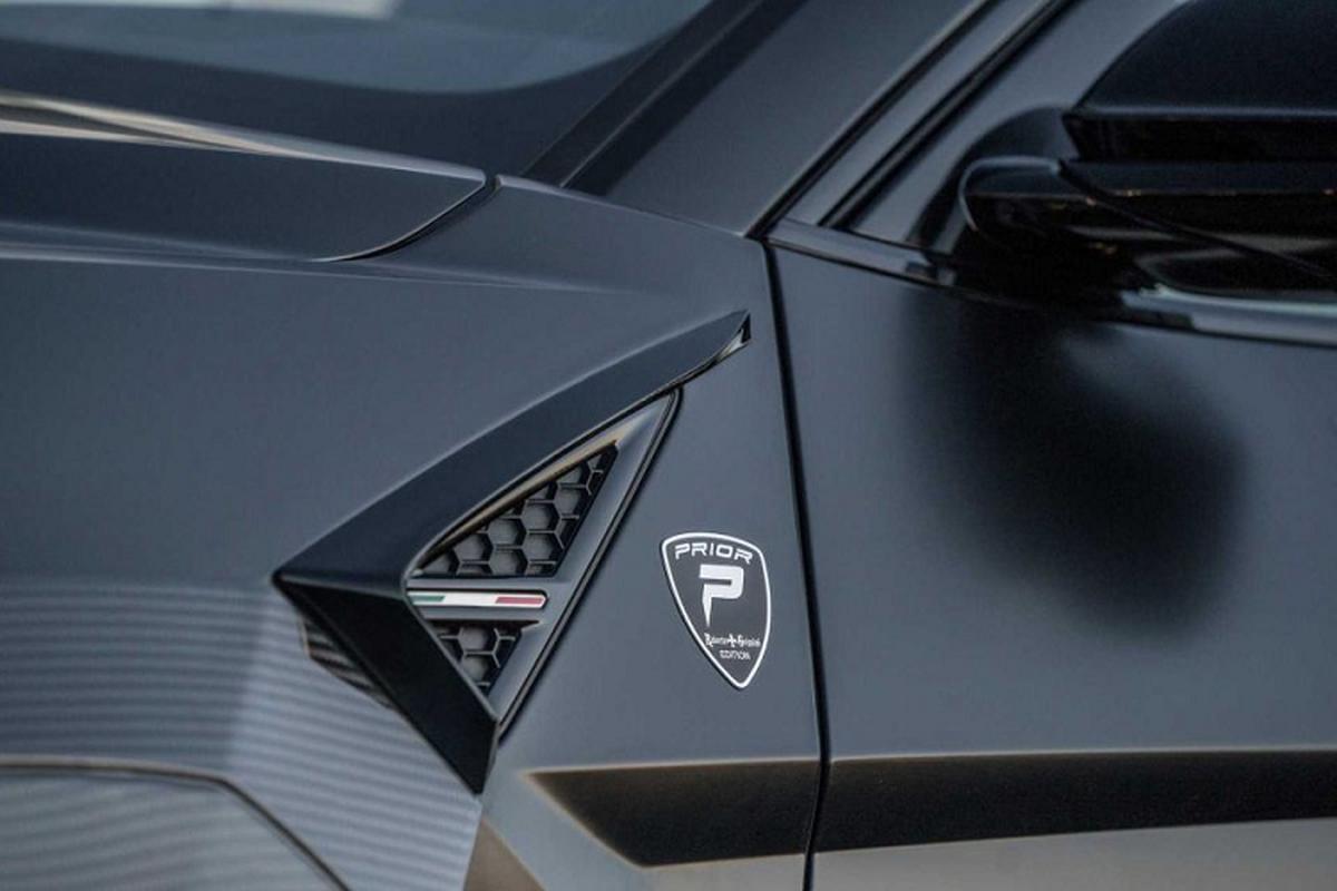 Sieu SUV Lamborghini Urus ham ho hon nho Prior Design