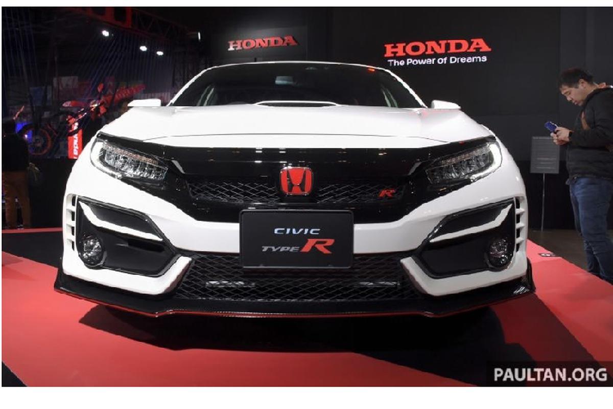 Honda Civic Type R 2020 phien ban nang cap bat ngo trinh lang-Hinh-2