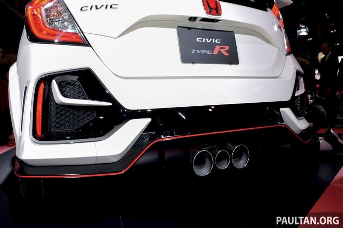 Honda Civic Type R 2020 phien ban nang cap bat ngo trinh lang-Hinh-4