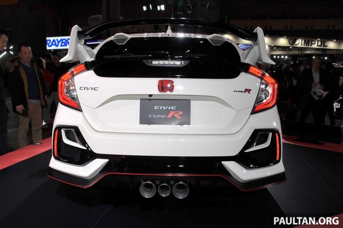 Honda Civic Type R 2020 phien ban nang cap bat ngo trinh lang-Hinh-6