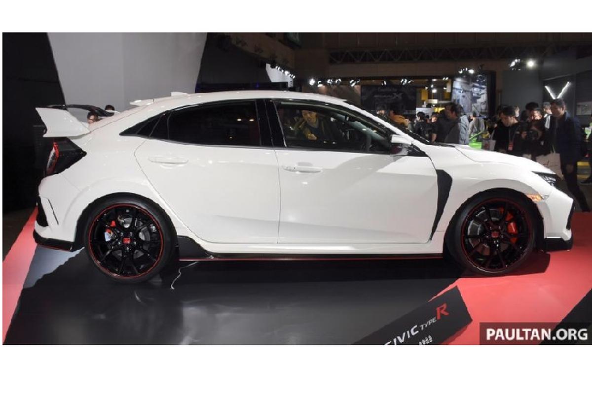 Honda Civic Type R 2020 phien ban nang cap bat ngo trinh lang-Hinh-7