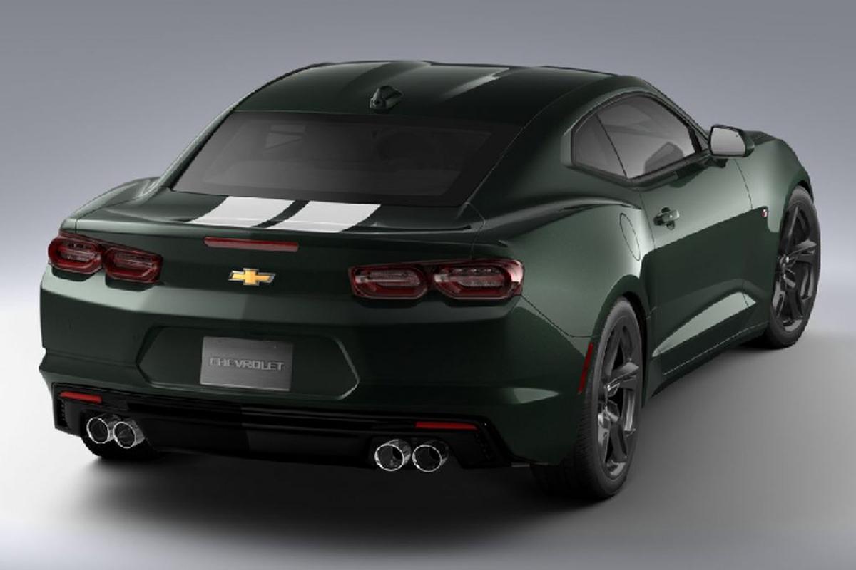 Chevrolet ra mat Camaro Heritage Edition danh rieng cho Nhat Ban-Hinh-3