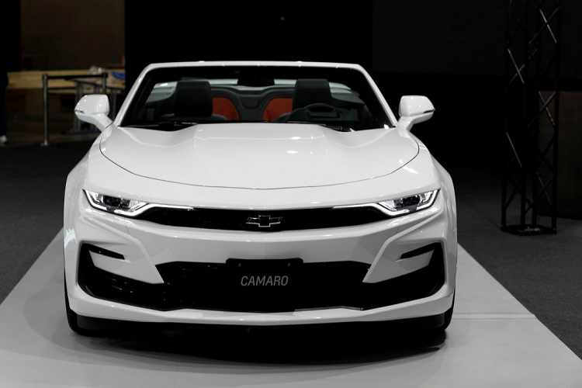 Chevrolet ra mat Camaro Heritage Edition danh rieng cho Nhat Ban-Hinh-5