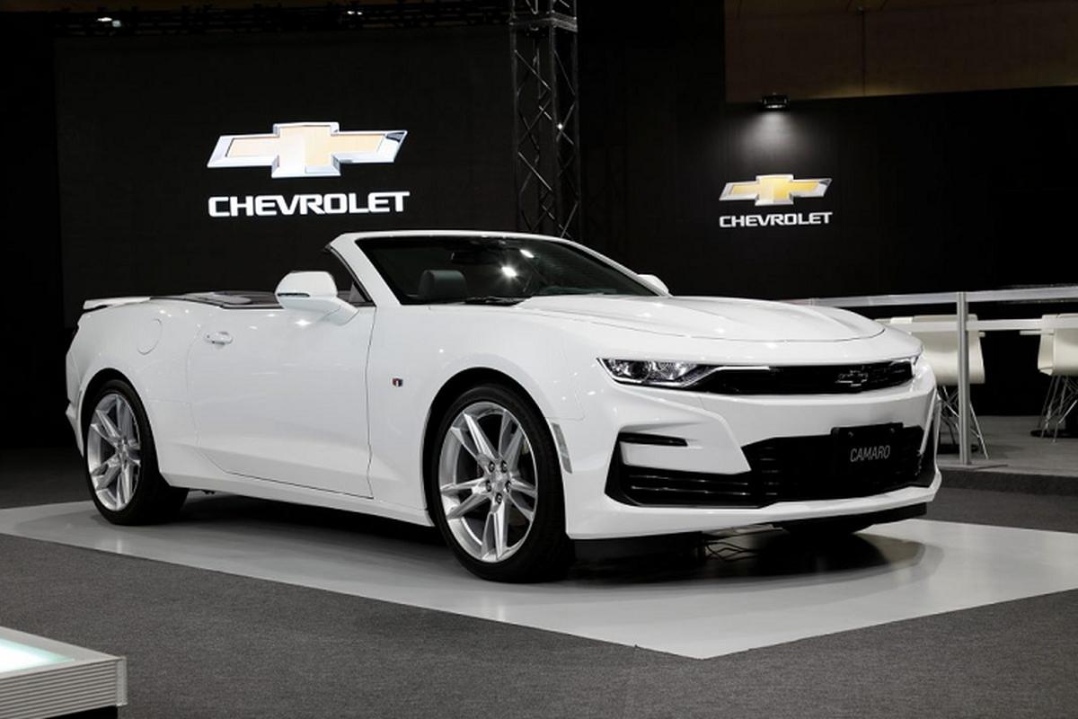 Chevrolet ra mat Camaro Heritage Edition danh rieng cho Nhat Ban-Hinh-7