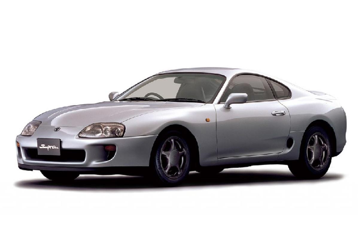 Toyota tai san xuat va ban phu tung danh cho Supra A70, A80