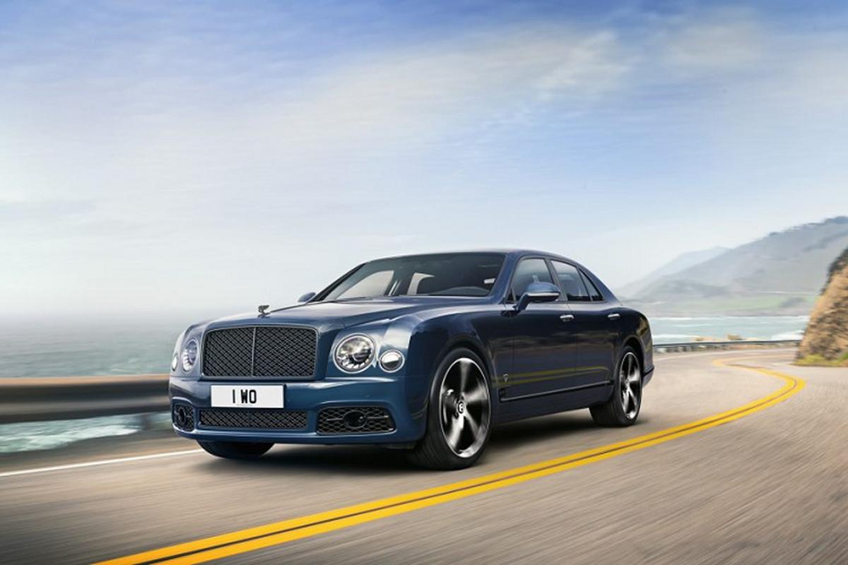 Bentley dung san xuat Mulsanne cung dong co V8 huyen thoai-Hinh-10