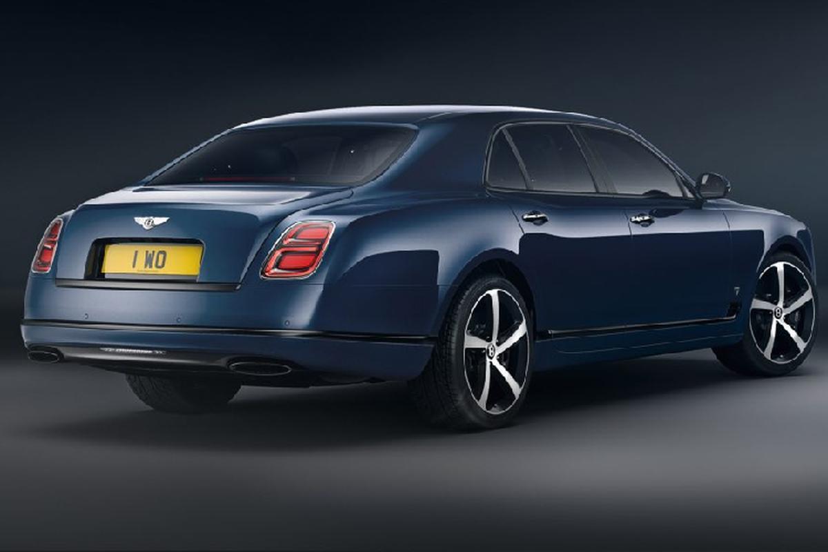 Bentley dung san xuat Mulsanne cung dong co V8 huyen thoai-Hinh-3