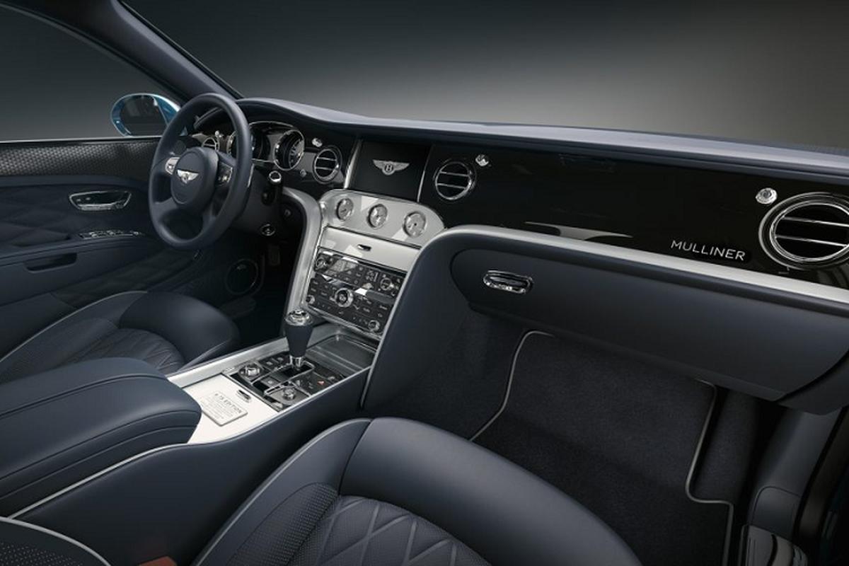 Bentley dung san xuat Mulsanne cung dong co V8 huyen thoai-Hinh-7