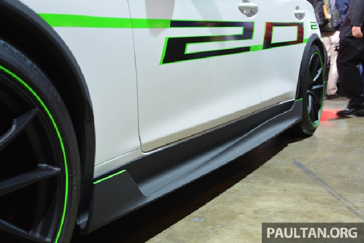 Nissan Skyline 400R Sprint Concept hon 400 ma luc trinh lang-Hinh-6