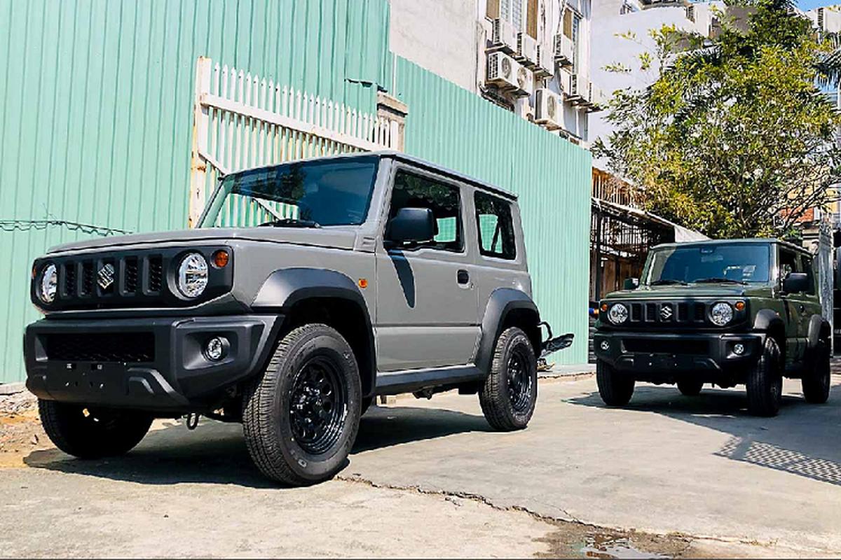 Chi tiet xe Suzuki Jimny hon 1,4 ty dong tai Sai Gon-Hinh-2