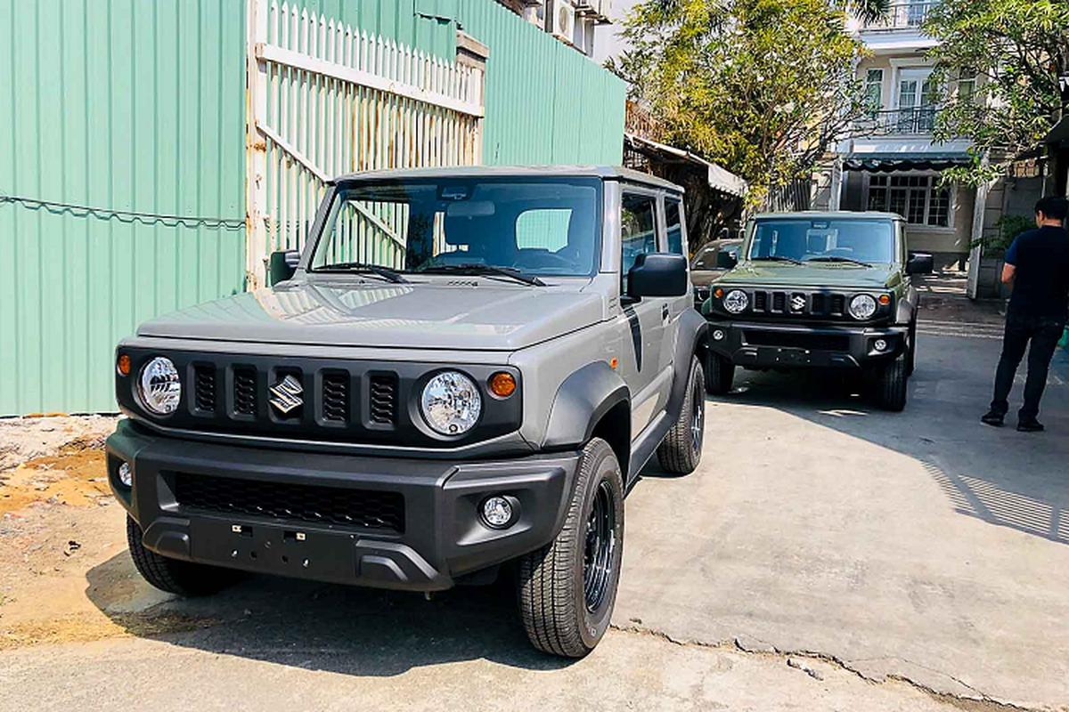 Chi tiet xe Suzuki Jimny hon 1,4 ty dong tai Sai Gon-Hinh-6