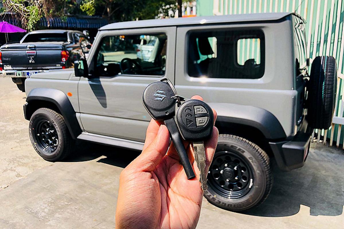 Chi tiet xe Suzuki Jimny hon 1,4 ty dong tai Sai Gon-Hinh-7