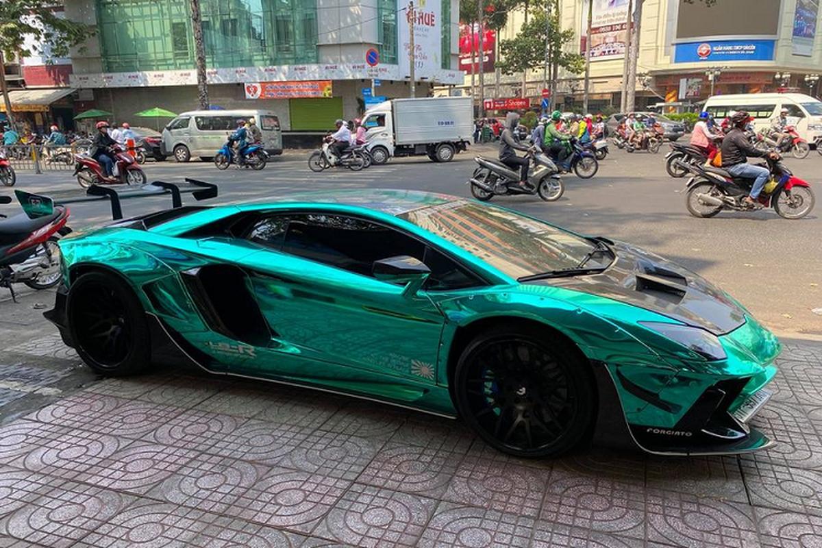 Lamborghini Aventador doc nhat Viet Nam chia tay dai gia Vung Tau-Hinh-4