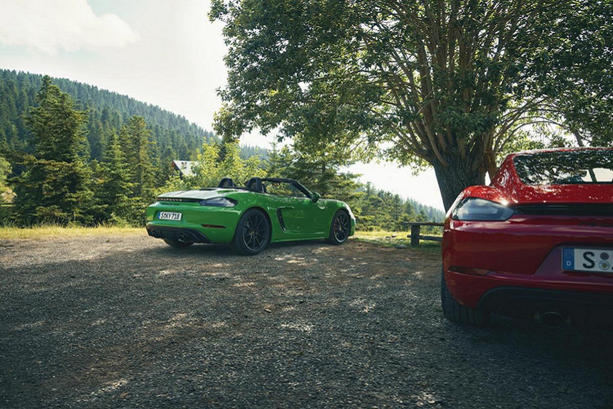 Sieu xe Porsche 718 GTS 4.0 moi tu hon 2 ty dong-Hinh-2