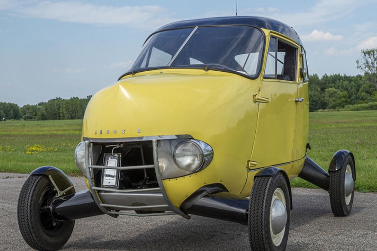 Tu nam 1949, the gioi da co nhung chiec xe oto biet bay-Hinh-2