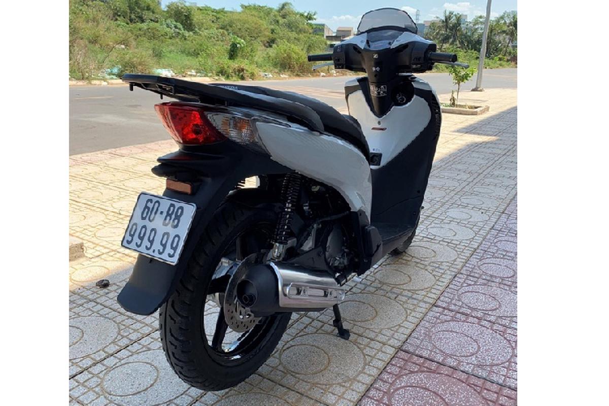 Xe ga Honda SH bien khung, thet gia tien ty tai Viet Nam-Hinh-5