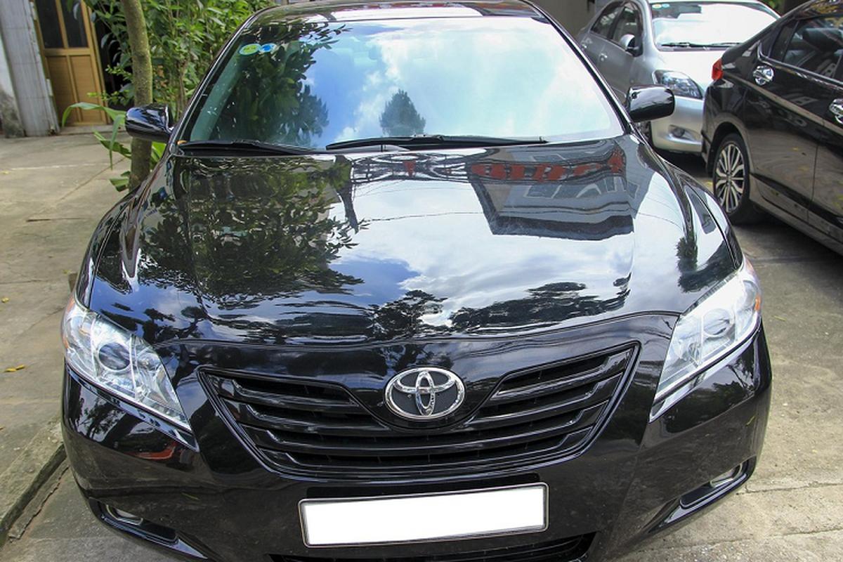 Toyota Camry LE nhap My, hon 10 nam ban gan 600 trieu-Hinh-8