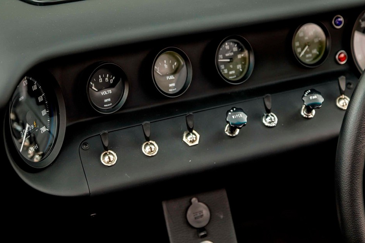 Sieu xe Ford GT40 MKII