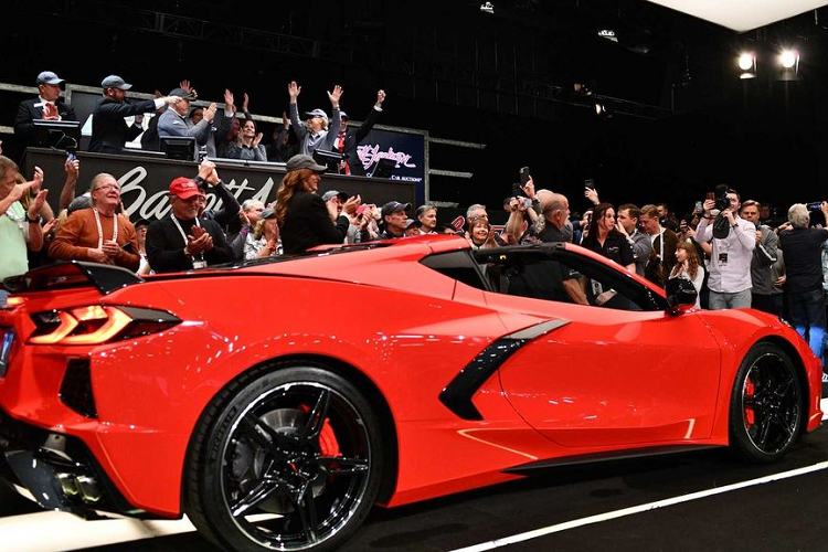 Chevrolet Corvette Stingray 2020 dau tien ban 69,2 ty dong-Hinh-7