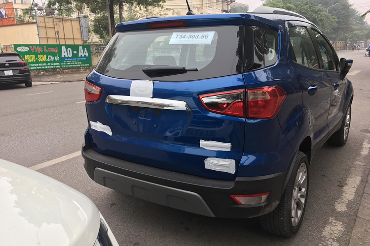 Ford EcoSport 2020 lo dien,