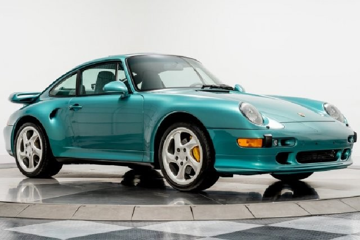 Porsche 911 Turbo S 1997 doc nhat chao ban hon 20 ty dong-Hinh-2