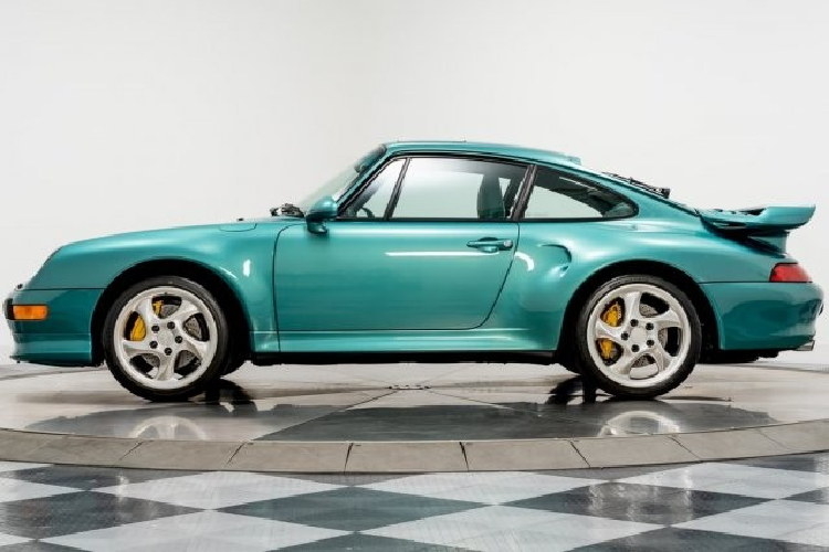 Porsche 911 Turbo S 1997 doc nhat chao ban hon 20 ty dong-Hinh-3