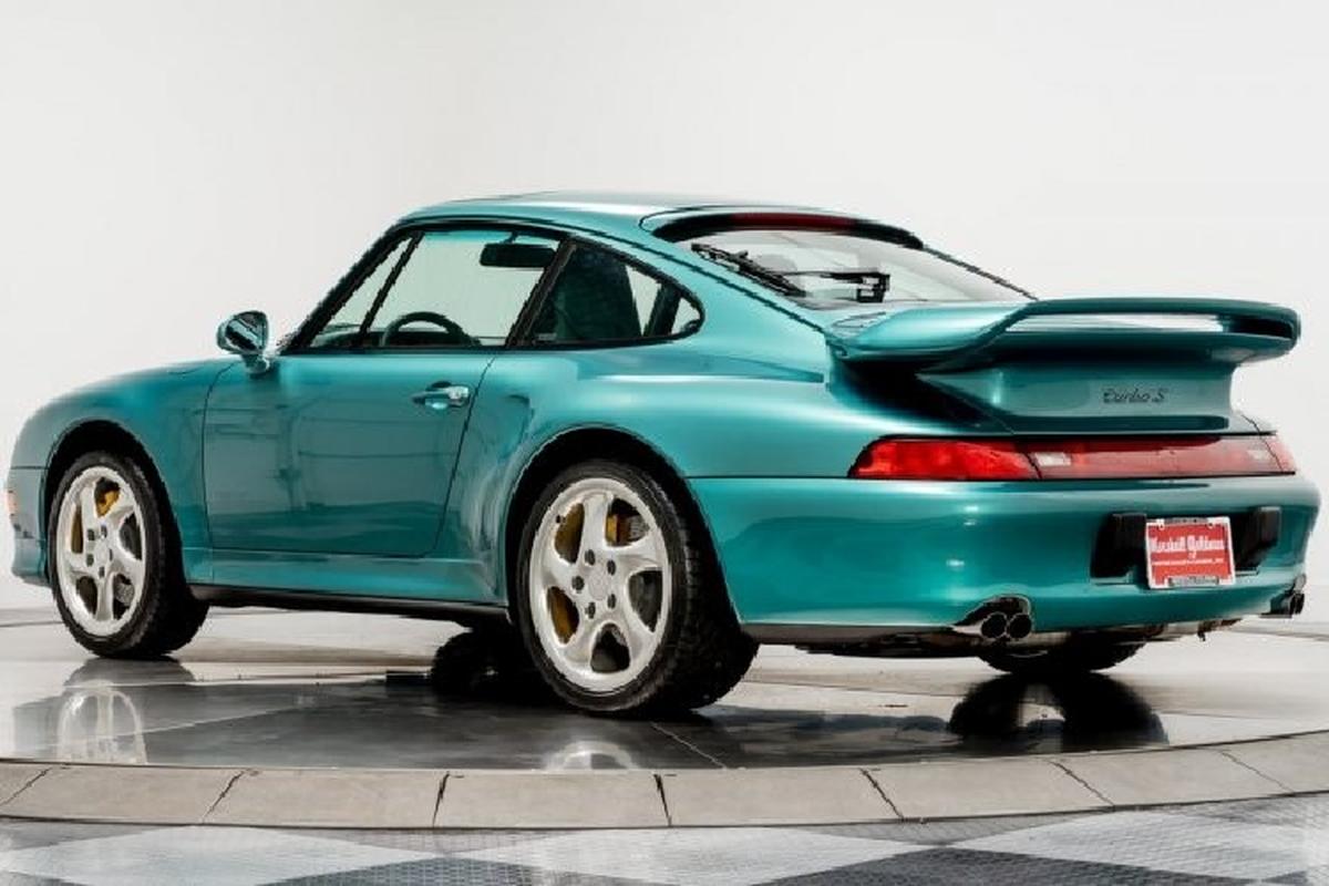 Porsche 911 Turbo S 1997 doc nhat chao ban hon 20 ty dong-Hinh-5